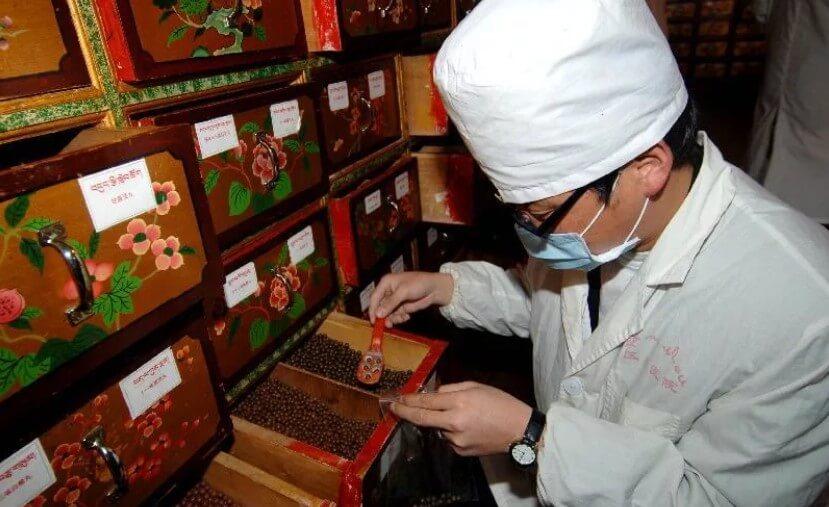 тибетская медицина лекарства